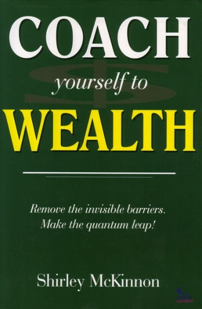 Coach Yourself to Wealth cover